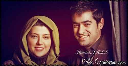 پریچهر قنبری و شهاب حسینی
