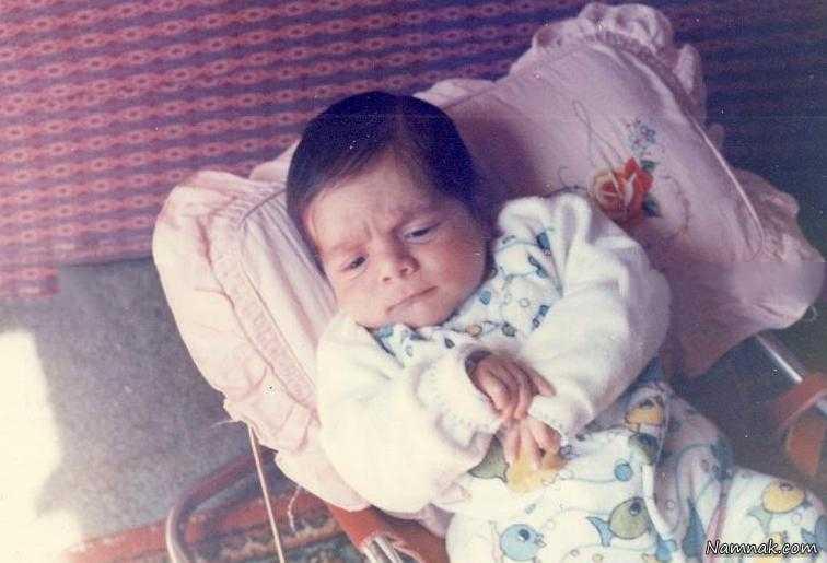 کودکی عباس غزالی