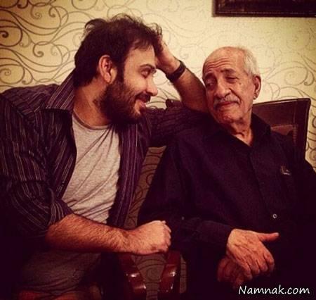 محسن چاووشی و پدرش