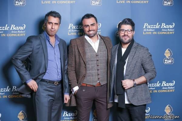 حامد همایون و علی رهبری