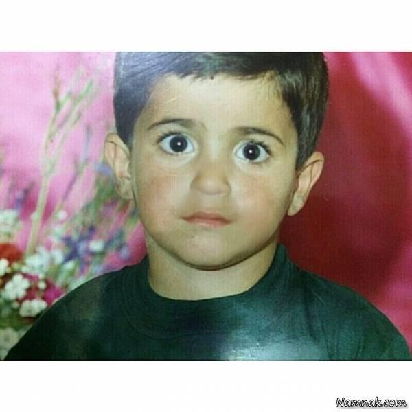 کودکی علی عبدالمالکی