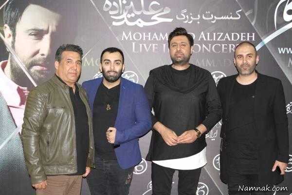 مسعود صادقلو و محمد علیزاده