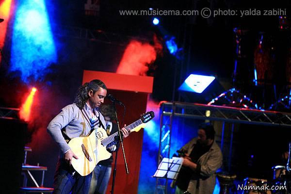 مازیار فلاحی در کنسرت