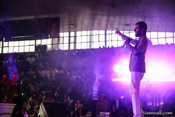 کنسرت حامد زمانی