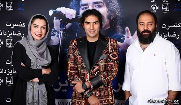 بیوگرافی رضا یزدانی