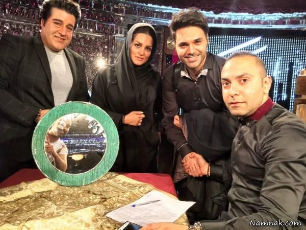بیوگرافی پوریا حیدری