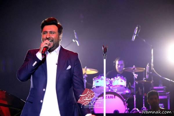 کنسرت محمد علیزاده در جشنواره فجر