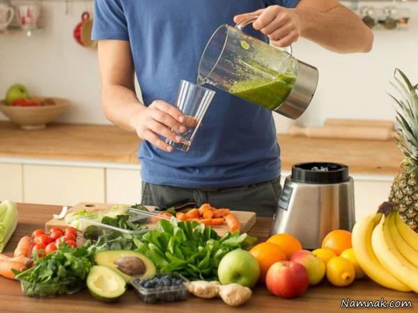 رژیم غذایی پر پروتئین