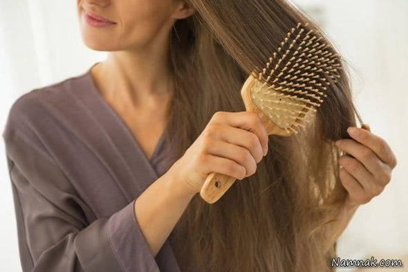 صاف کردن مو به سبک ژاپنی ها