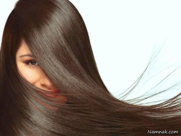صاف کردن موی وز