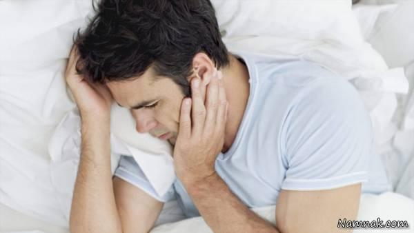 انواع بی خوابی و درمان