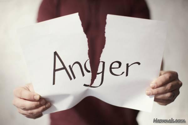 راههای مقابله با خشم و عصبانیت