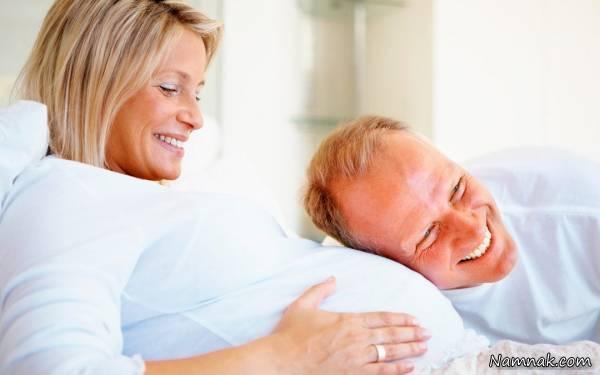 بارداری در سن بالا