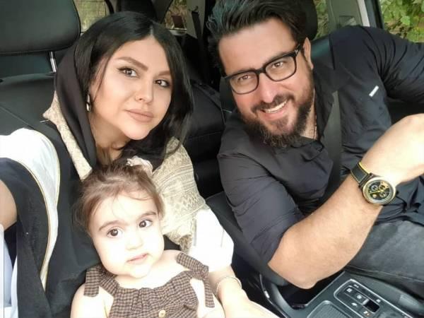 همسر و فرزند محسن کیایی