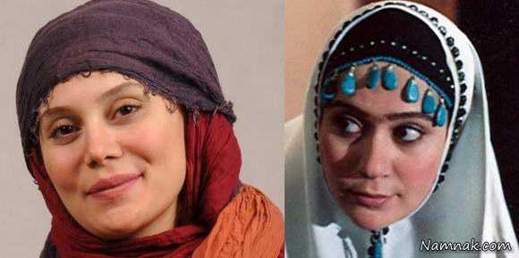 عمل زیبایی هنرمندان ایرانی