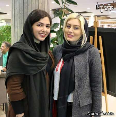 عکس بد حجاب بازیگران مشهور ایرانی در شبکه های اجتماعی + تصاویر