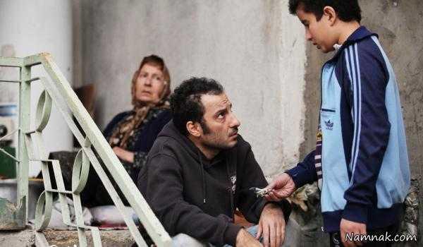 عکس نوید محمد زاده / بیوگرافی نوید محمدزاده + زندگی شخصی نوید محمد زاده