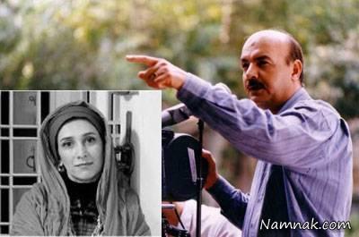 ایرج طهماسب و همسرش
