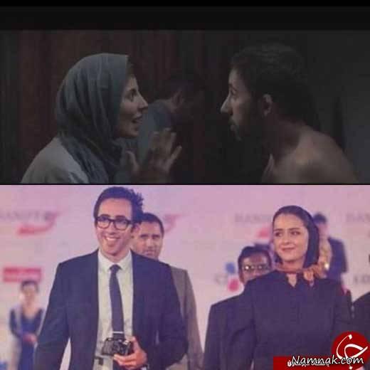 علی منصور در فیلم من