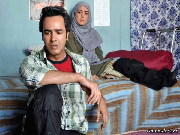 عمار تفتی در سریال خانه دوستی