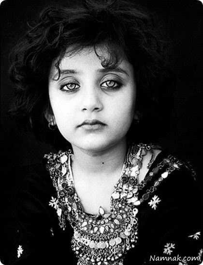 عکس پسر بچه افغانی