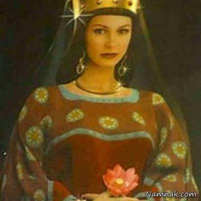 نخستین پادشاه زن ایرانی