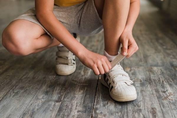 تشخیص کیفیت کفش