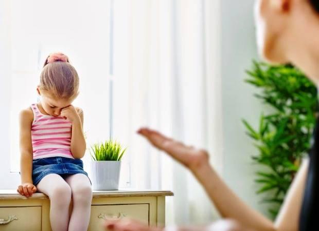 نحوه برخورد با کودک