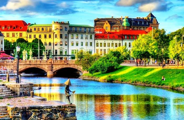 گوتنبرگ سوئد