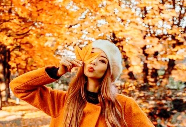 دختر پاییزی