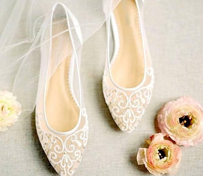 کفش راحت عروس