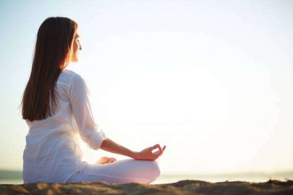یوگا برای نفخ