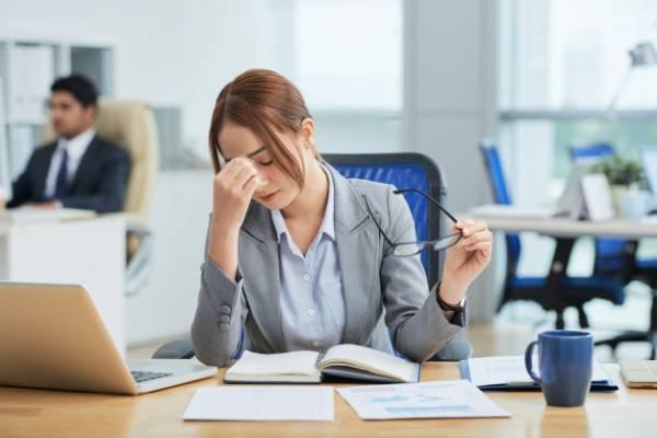 استرس و فشار