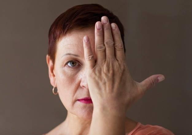علائم پیر چشمی