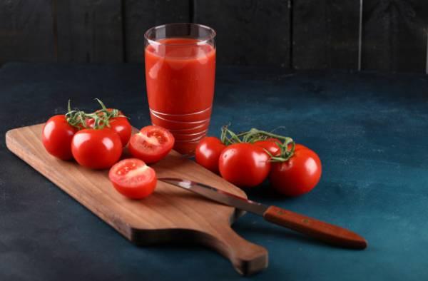 آب گوجه