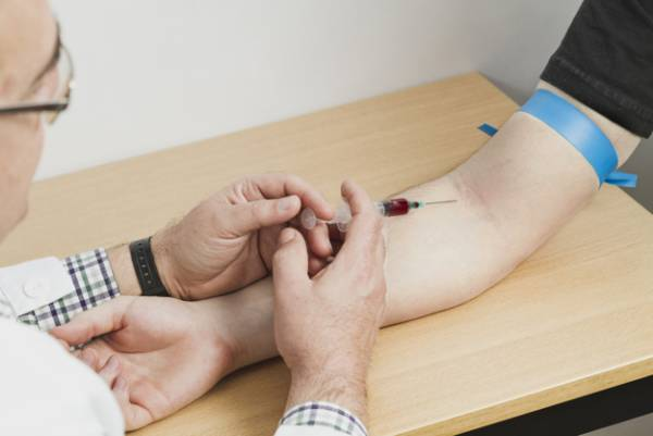 Diagnóstico de reumatismo articular