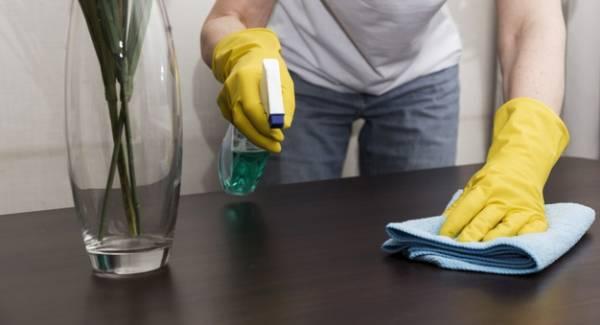 ضد عفونی کردن خانه
