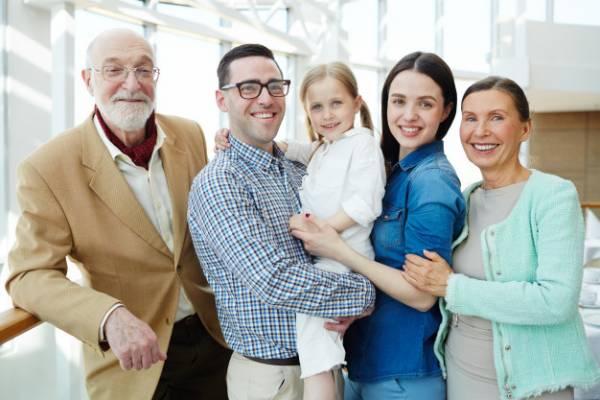 احترام خانواده همسر