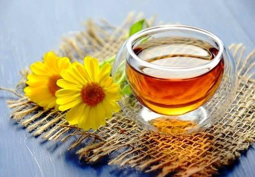 چای گل همیشه بهار