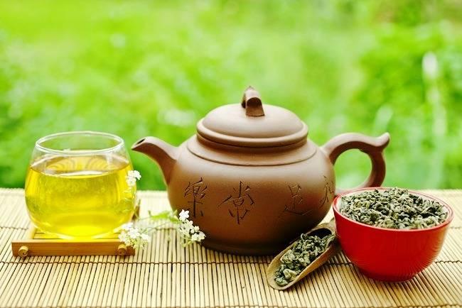 چای اولنگ