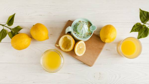 تفاله لیمو