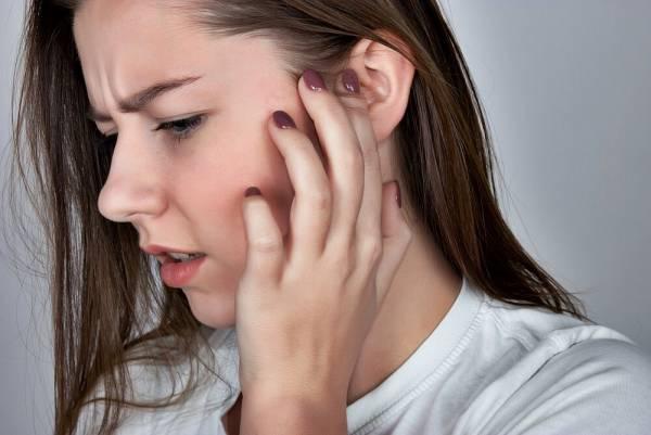 درد گوش