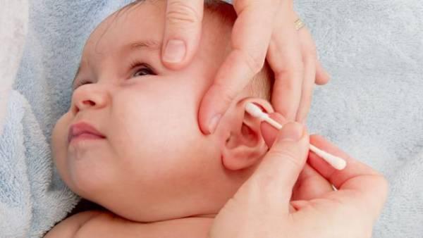 قطره گوش کودک