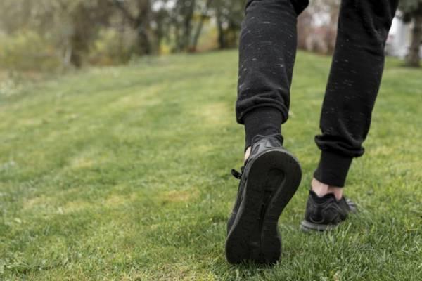 لنگان راه رفتن
