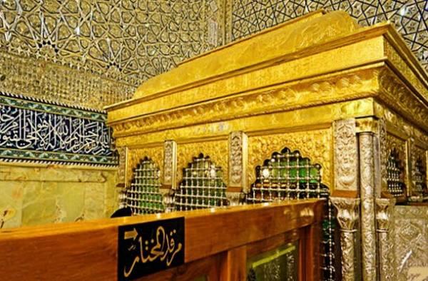 قبر مختار