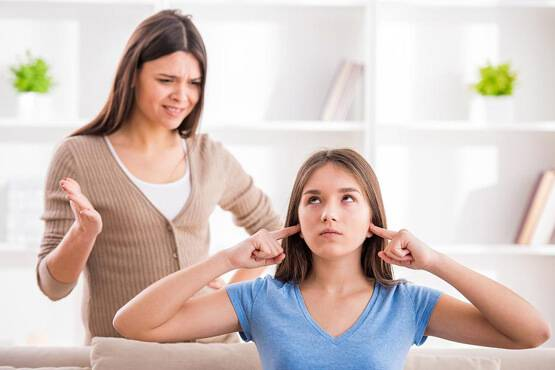 تحقیر نوجوان