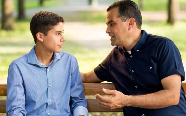 گوش دادن به نوجوانان