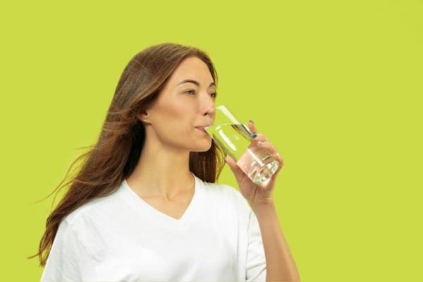 فواید آب قبل غذا