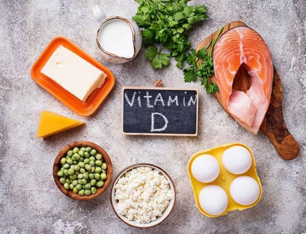 مواد غذایی ویتامین دار