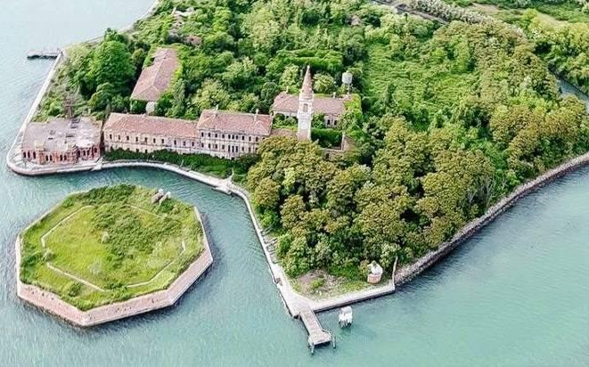 جزیره ممنوعه پووجلیا
